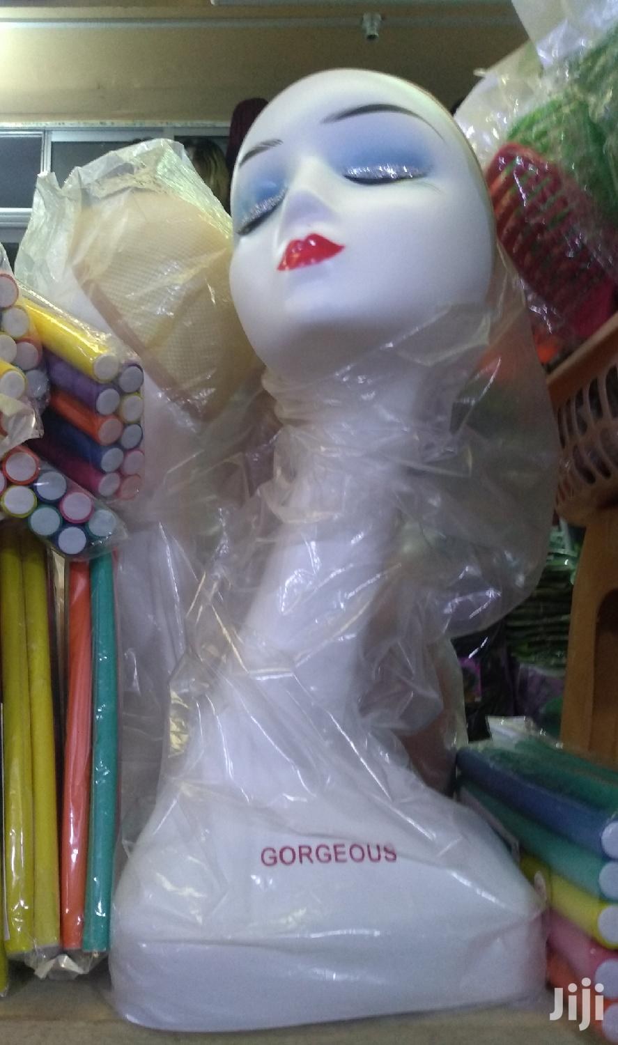 Mannequin Head For Ssle