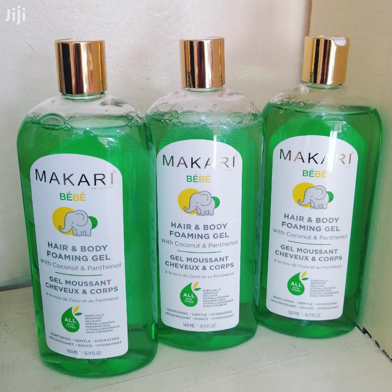 Makari Bebe Foaming Bath