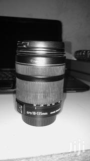 Canon 18-135mm STM Lens | Photo & Video Cameras for sale in Greater Accra, Tema Metropolitan
