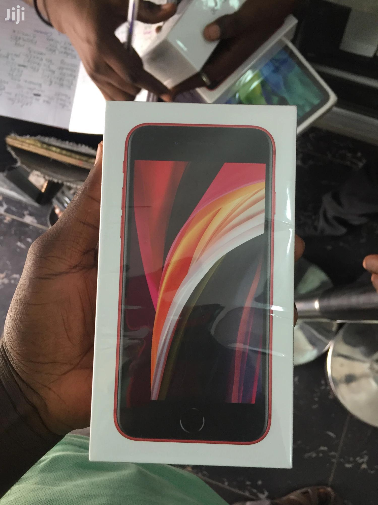 New Apple iPhone SE 64 GB Red