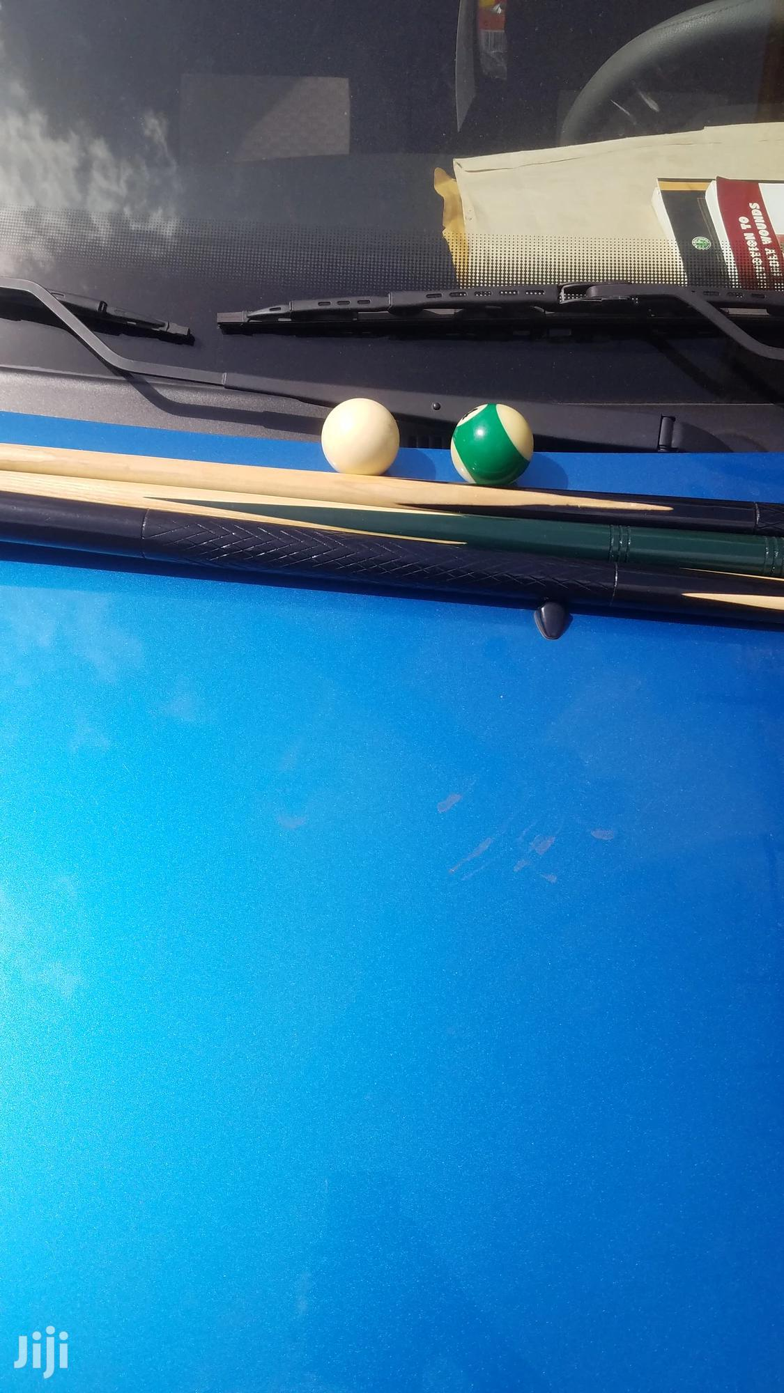 Snooker Sticks And Balls | Sports Equipment for sale in Kumasi Metropolitan, Ashanti, Ghana