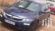 Honda Civic 2010 1.8 5 Door Automatic Blue | Cars for sale in Greater Accra, Airport Residential Area