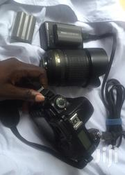 Nikon D80 With 18-135mm Lens + 2 Batteries And Charger. | Photo & Video Cameras for sale in Greater Accra, Dansoman