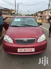 Toyota Corolla 2008 Red | Cars for sale in Greater Accra, Accra Metropolitan