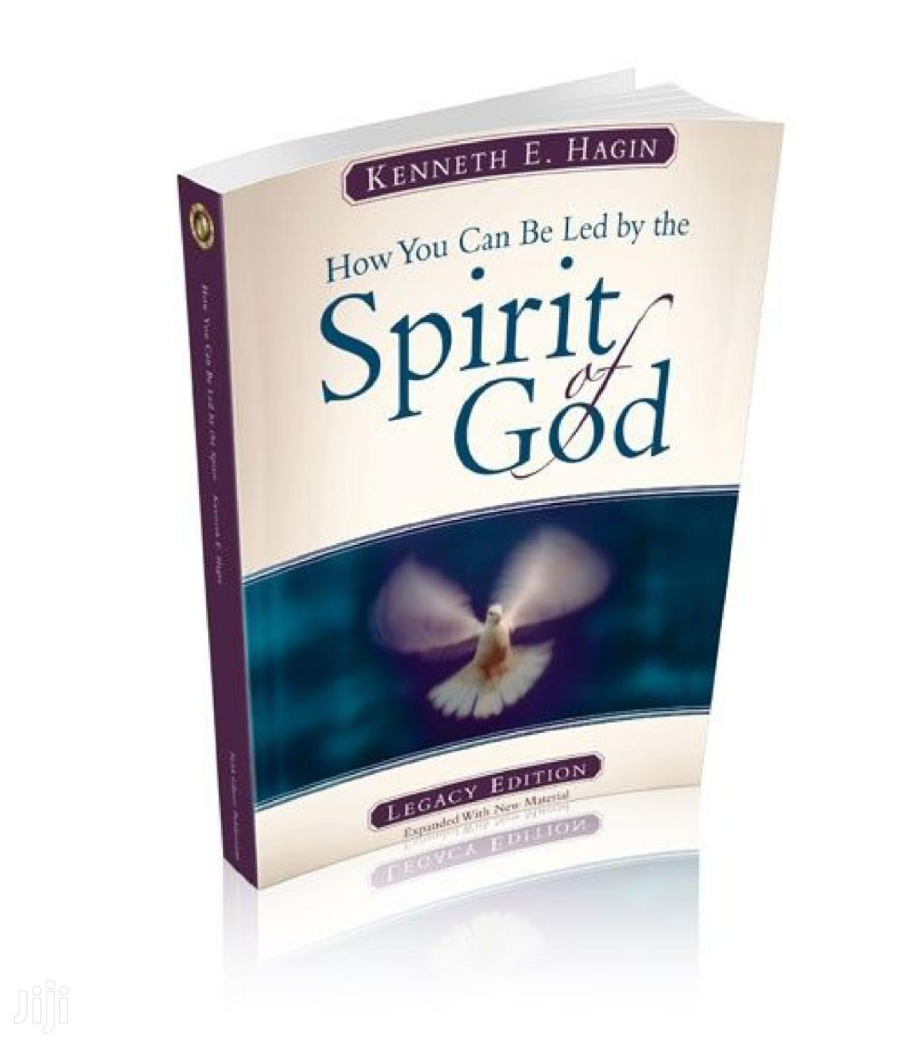 How You Can Led By The Spirit Of God