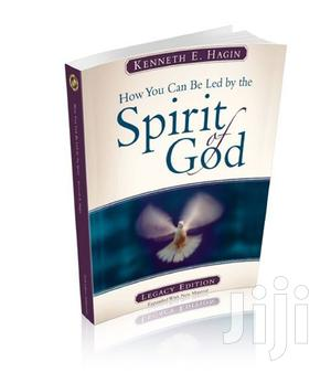 How You Can Led By The Spirit Of God   Books & Games for sale in Greater Accra, Airport Residential Area