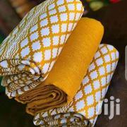 Beautiful Gold and White Kente | Clothing for sale in Western Region, Shama Ahanta East Metropolitan