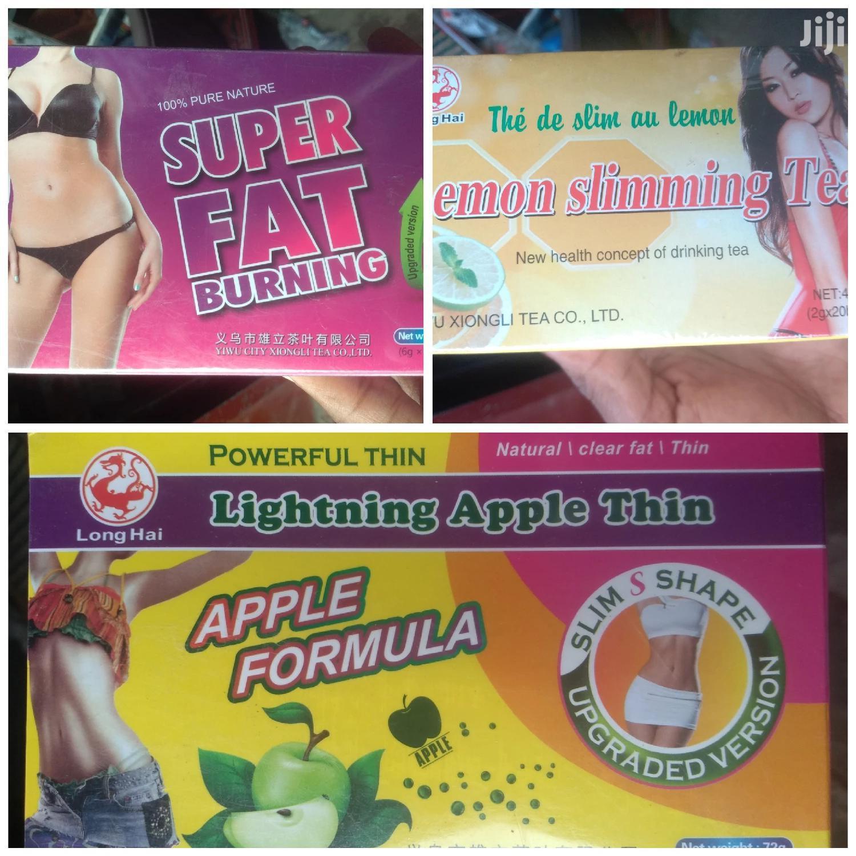 Slimming Tea, Weight Loss & Flat Tummy