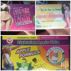 Slimming Tea, Weight Loss & Flat Tummy | Vitamins & Supplements for sale in Ashanti, Kumasi Metropolitan