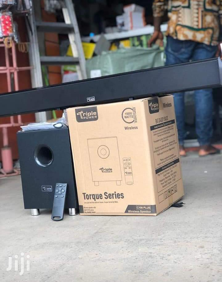 Triple Power Soundbars | Audio & Music Equipment for sale in Accra Metropolitan, Greater Accra, Ghana