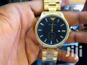 Emporio Armani Gold Watch | Watches for sale in Ashanti, Kumasi Metropolitan