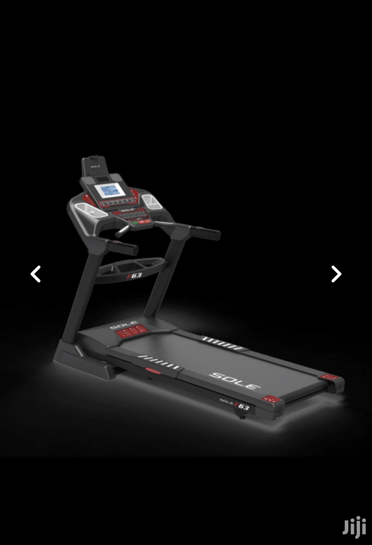 Sole F63 Treadmill | Sports Equipment for sale in Adenta Municipal, Greater Accra, Ghana