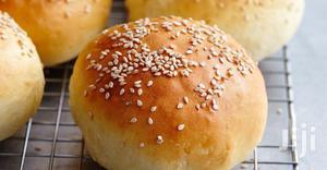 Sesame Seed Fresh Roll - Sasha Bakery