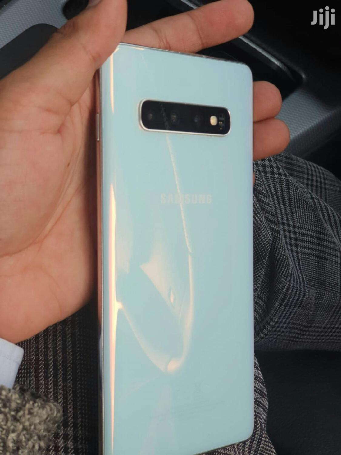 New Samsung Galaxy S10 Plus 128 GB Black   Mobile Phones for sale in East Legon, Greater Accra, Ghana