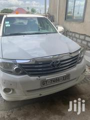 Toyota Fortuner 2012 White | Cars for sale in Greater Accra, Ga West Municipal