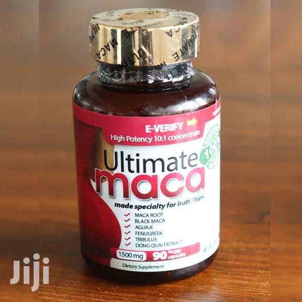 Ultimate Maca Pills | Vitamins & Supplements for sale in Ga West Municipal, Greater Accra, Ghana