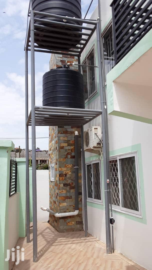 Two Bedroom For Rent At Pokoase Agja Helba