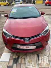 Toyota Corolla 2015 Red | Cars for sale in Greater Accra, Adenta Municipal