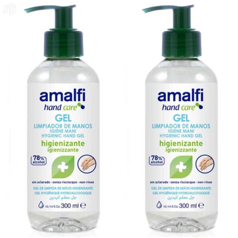 Amalfi Hands Cleansing Gel
