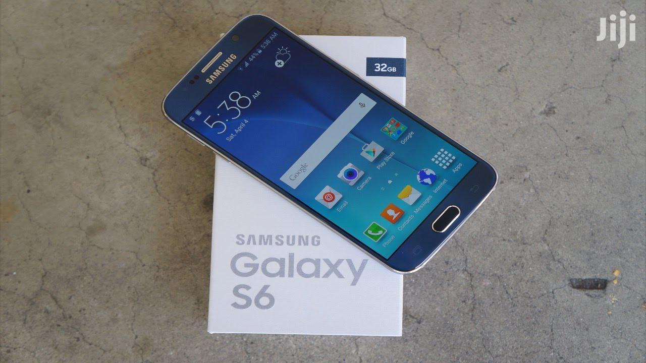Archive: New Samsung Galaxy S6 32 GB