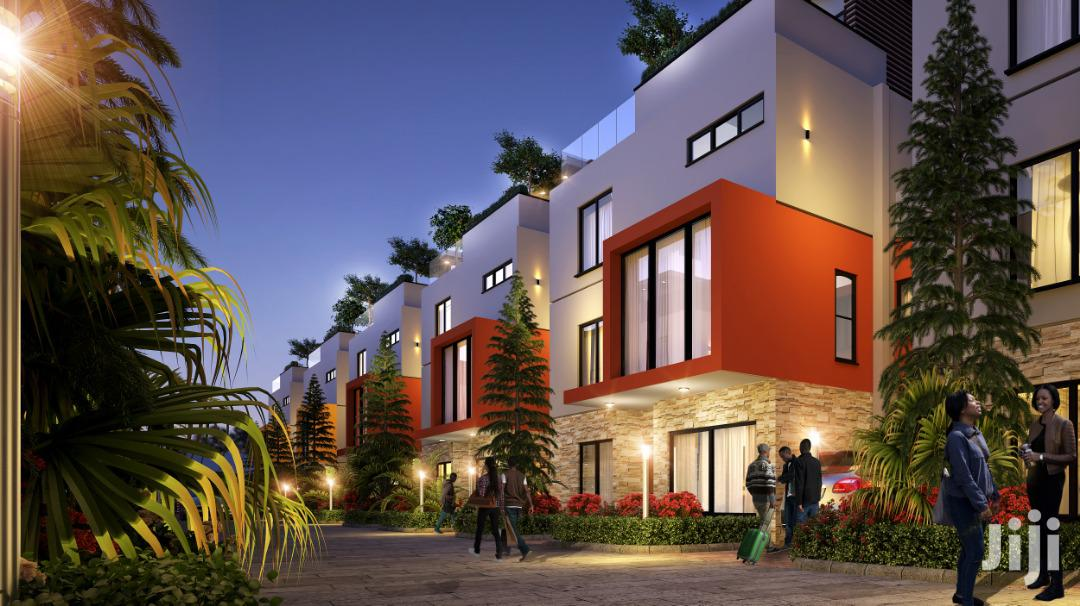 3bed Townhouse Plus 1 Boys Quarters For Sale | Houses & Apartments For Sale for sale in Roman Ridge, Greater Accra, Ghana
