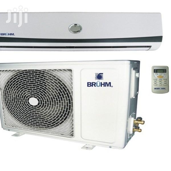 Bruhm --1.5hp Split +Vitamin C--Air Conditioner