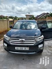 Toyota Highlander 2013 SE 3.5L 4WD Black   Cars for sale in Ashanti, Kumasi Metropolitan