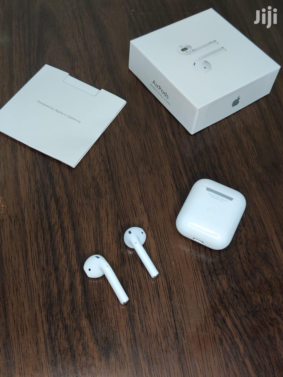 Archive: Airpods 2(Both Apple And Android)