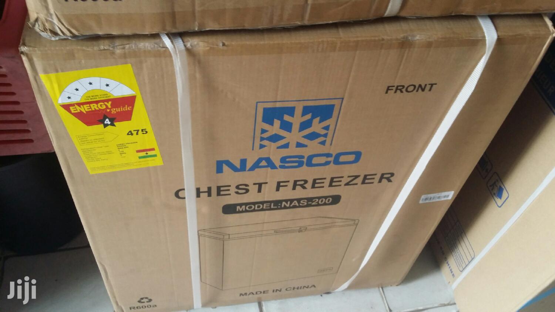 Nasco NAS 200 Chest Freezer