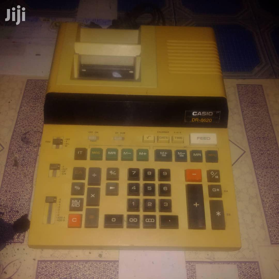 Archive: Electronic Calculator