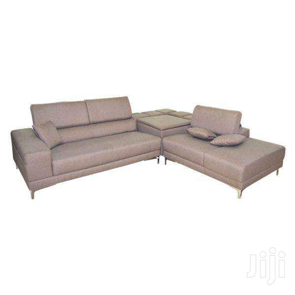 SOFA L SHAPED WITH CHAISE