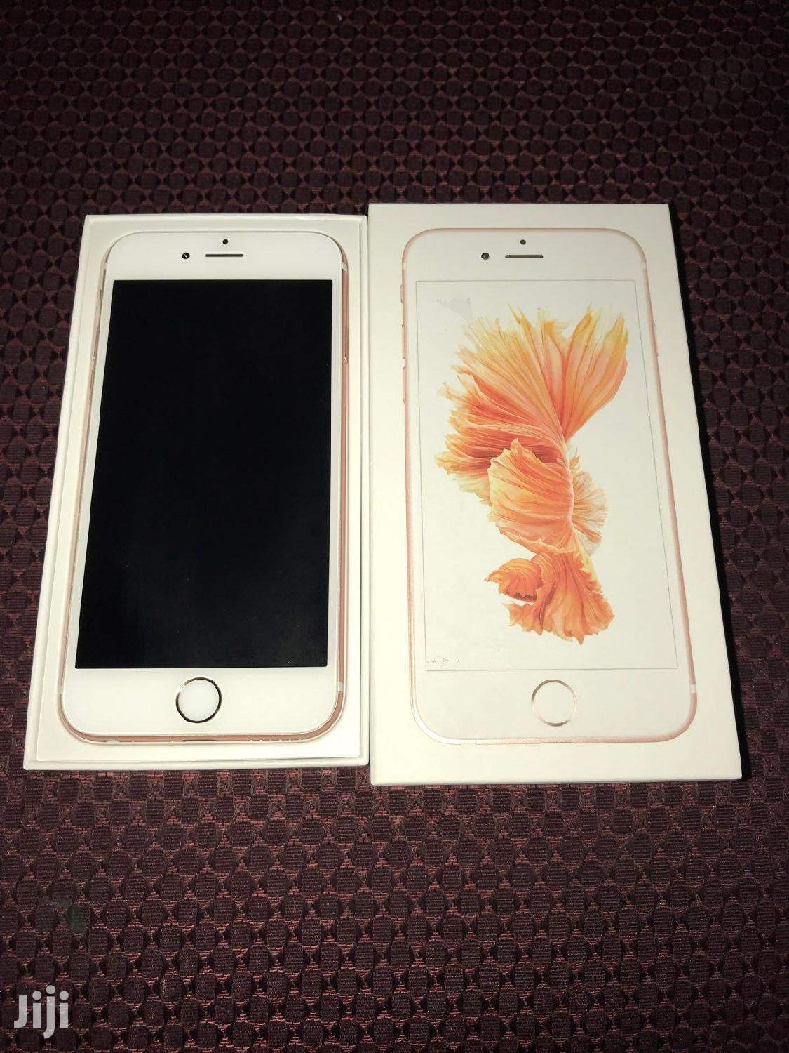Apple iPhone 6s 64 GB Gold | Mobile Phones for sale in Abelemkpe, Greater Accra, Ghana