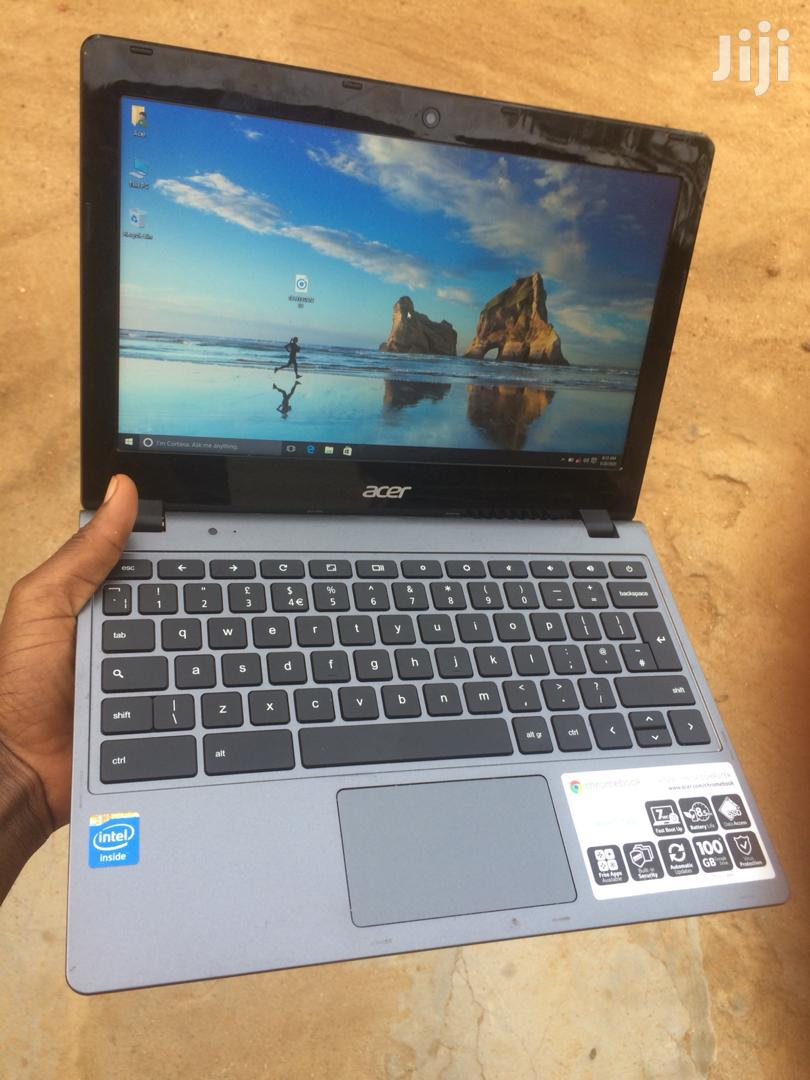 Archive: Laptop Acer Chromebook C720 2GB Intel Celeron SSD 16 GB