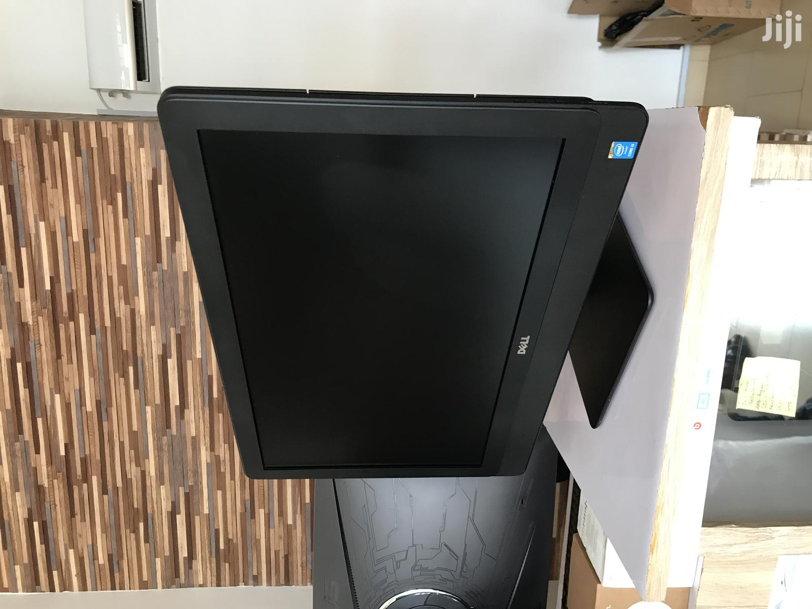 Desktop Computer Dell 4GB Intel Core i3 HDD 500GB | Laptops & Computers for sale in Achimota, Greater Accra, Ghana