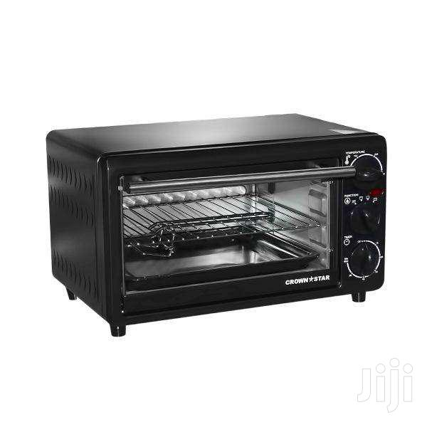 CROWNSTAR ELECTRIC TOASTER OVEN