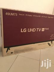 LG 49 Inch Class 4K Smart UHD TV W/AI Thinq® | TV & DVD Equipment for sale in Greater Accra, Accra Metropolitan