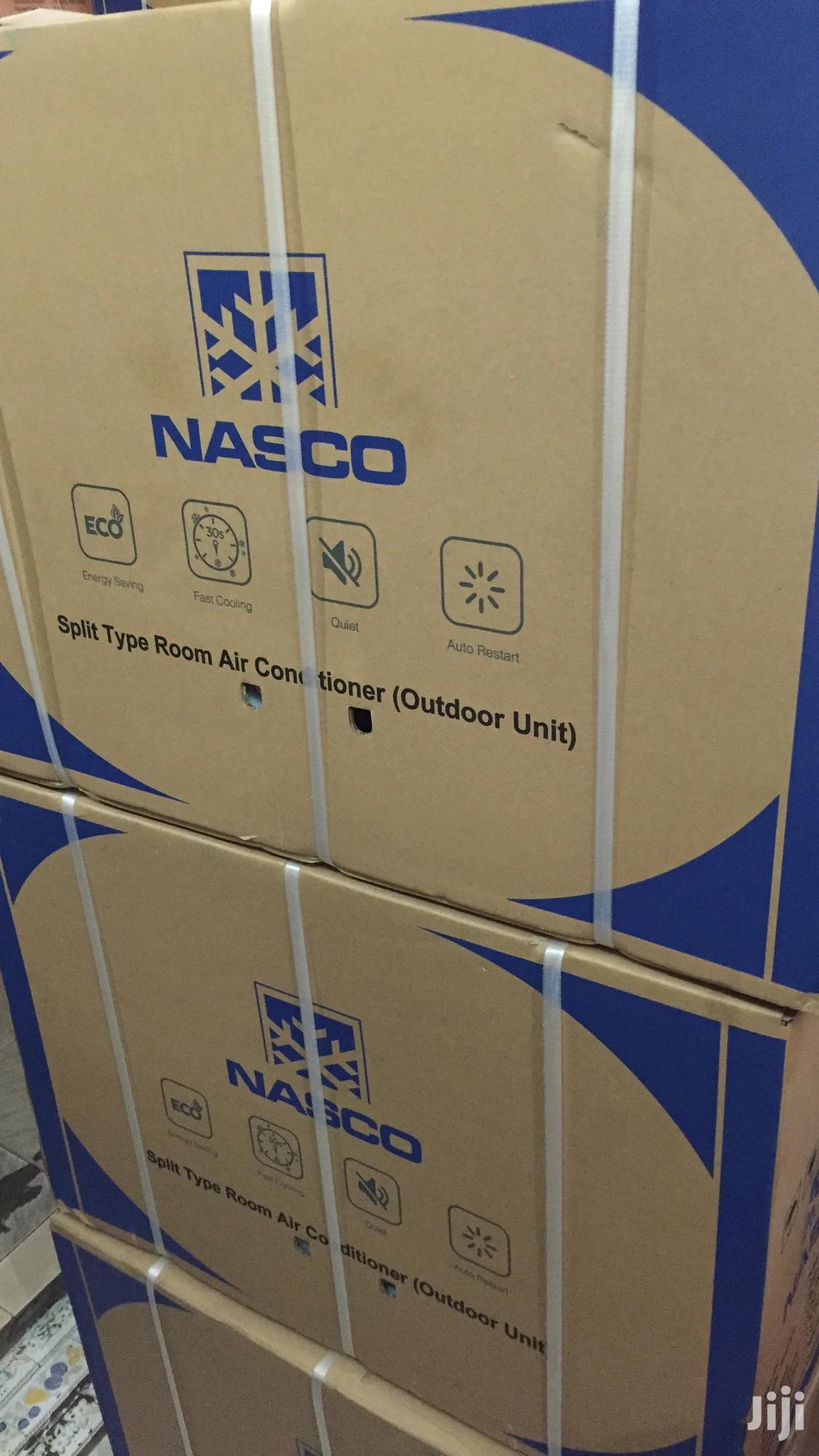 Nasco/1.5 Hp Split R22 Gas Air Conditioner(New)