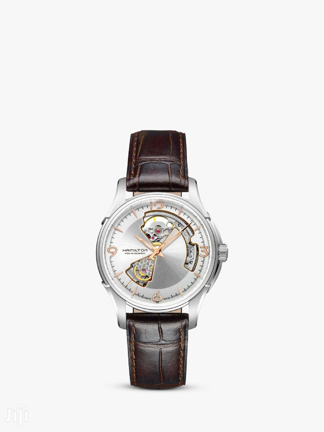 Hamilton Jazzmaster Open Heart Automatic | Watches for sale in Adenta Municipal, Greater Accra, Ghana