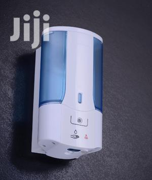 Automatic Dispenser (Hand Sanitizer And Soap)