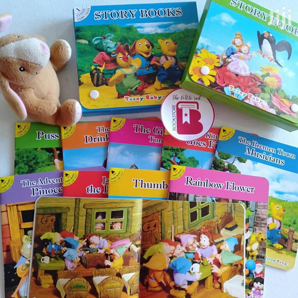 Teenybaby Storybooks Collection