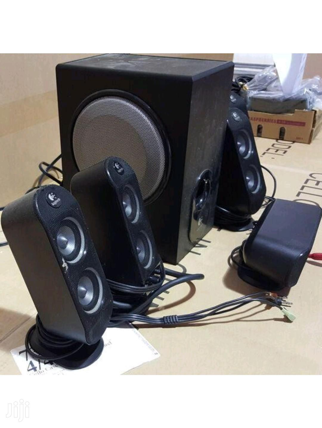 Archive: Logitech 5.1 Speaker System for Sale