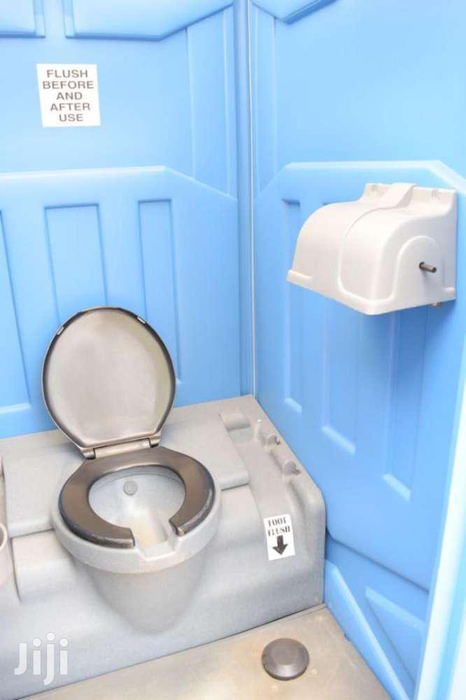 Portable Mobile Cabin / Toilet