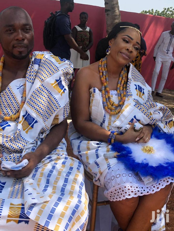 Asante Bonwire Engagement Kente Cloth
