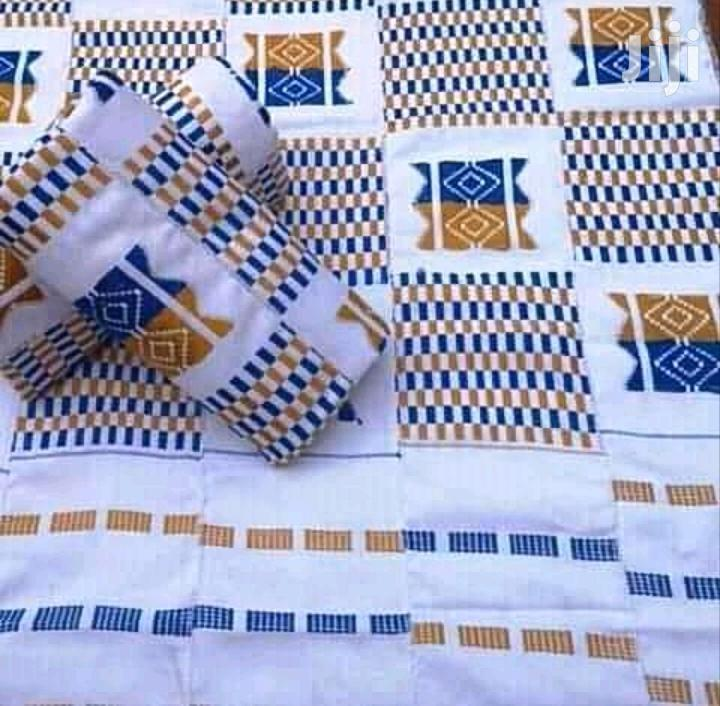 Asante Bonwire Engagement Kente Cloth | Wedding Wear & Accessories for sale in Kumasi Metropolitan, Ashanti, Ghana