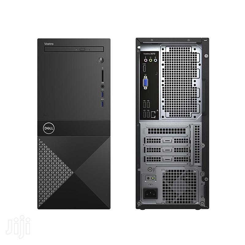New Desktop Computer Dell 4GB Intel Core I3 HDD 1T | Laptops & Computers for sale in Darkuman, Greater Accra, Ghana