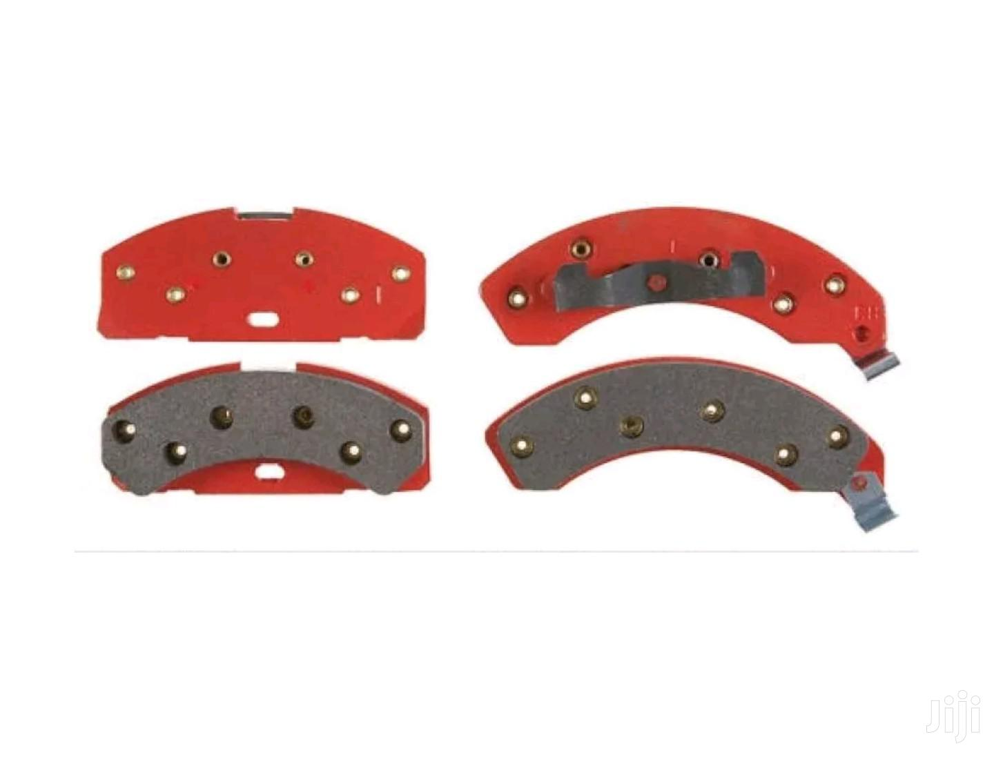 Ford Mustang Brake Pad Front And Back