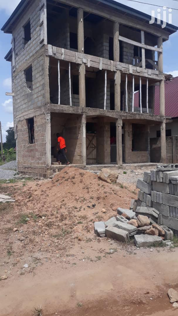 Chamber And Hall Self Contain Apartment Uncompleted For Sale At Dobro | Houses & Apartments For Sale for sale in Accra Metropolitan, Greater Accra, Ghana