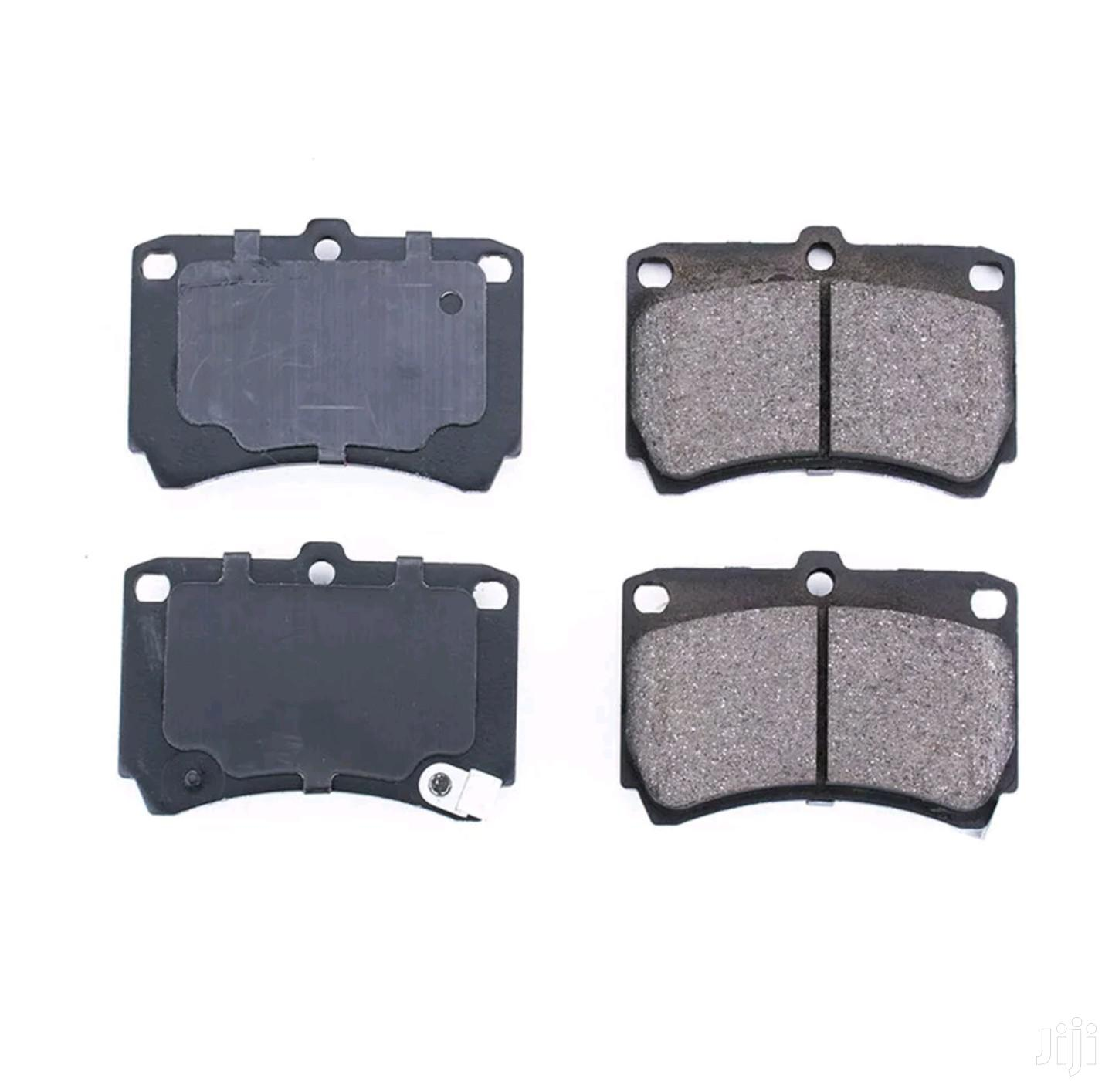 Ford Aspire Brake Pad Front And Back
