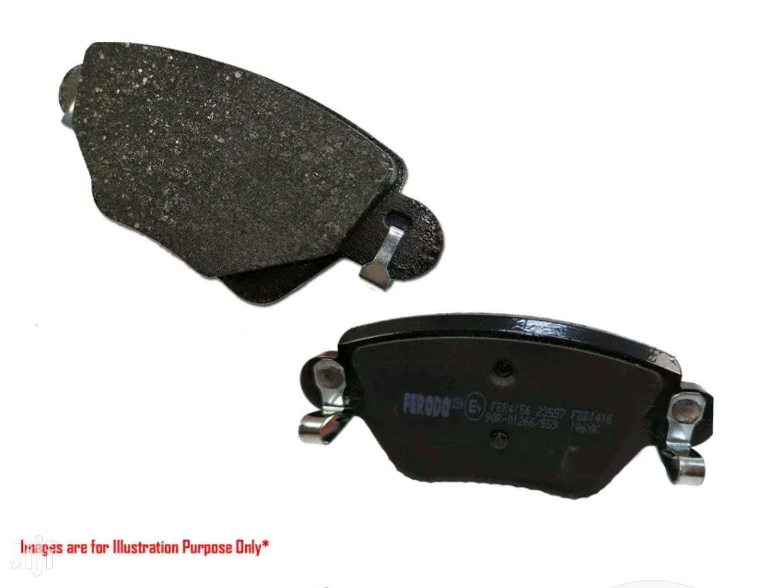 Ford Range Brake Pad Front Andd Back
