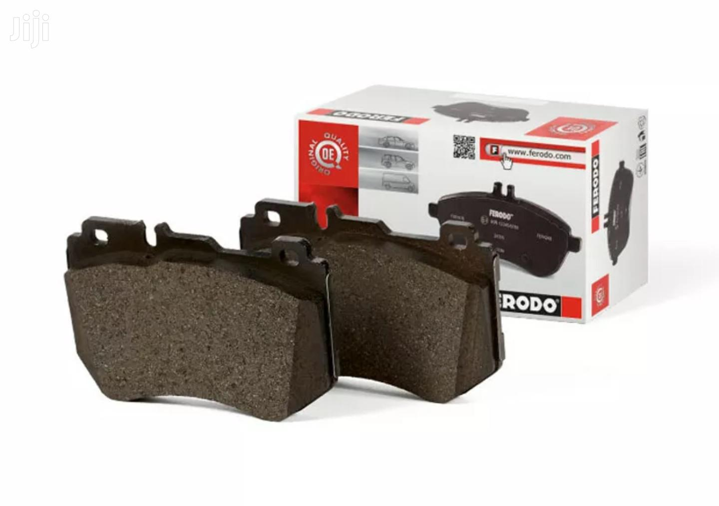 Ford Fiesta Brake Pad Front And Back | Vehicle Parts & Accessories for sale in Abossey Okai, Greater Accra, Ghana